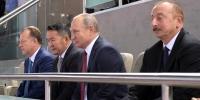 Х.Баттулга, В.Путин нар жүдогийн ДАШТ үзэв
