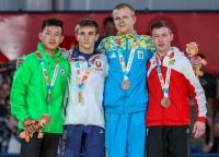 Залуучуудын олимпийн наадмын анхны медалийг Г.Тэмүүжин хүртлээ