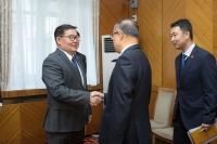 Тяньжин-Улаанбаатар чиглэлийн нислэгийг сэргээх талаар ярилцлаа