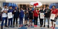 Өсвөрийн бөхчүүд Саори Ёшидагийн нэрэмжит тэмцээнээс 10 медаль хүртлээ