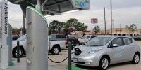 Авто зогсоолуудад цахилгаан машины цэнэглэгч суурилуулж эхэллээ