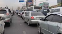 Замын хөдөлгөөнд оролцож буй автомашинуудыг таван минут зогсооно