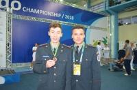 Таеквондоч М.Түмэнбаяр Армийн ДАШТ-ээс хүрэл медаль хүртлээ