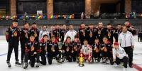 Залуучуудын хоккейн шигшээ баг мөнгөн медаль хүртлээ