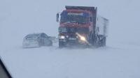 Өнөөдөр төвийн аймгуудын нутгаар цасан шуургатай