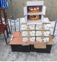Үйлдвэрлэсэн он сар, хадгалах нөхцөл бичигдээгүй бялууг худалдаалж байжээ