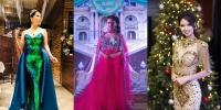 Олны танил бүсгүйчүүдийн шинэ жилийн гоёл