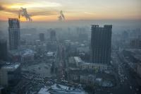 МҮОНРТ, Баруун дөрвөн зам орчимд агаар хамгийн их бохирдолтой байна