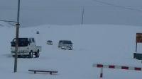 Увсын Зүүнговьд цасны зузаан 20 см, Малчинд 18 см байна