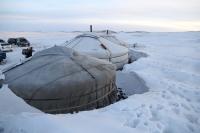 Нийт нутгийн 50 орчим хувьд цасан бүрхүүл тогтжээ