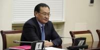 Ерөнхий прокурор М.Энх-Амгалан Ерөнхийлөгчийг үл ойшоож, зангараг заасан уу