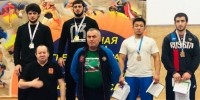 Ө.Батзул Красноярскоос хүрэл медаль хүртлээ