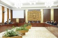Төрийн албаны тухай хуулийг хэрэгжүүлэхтэй холбоотой тогтоолын төслүүдийн анхны хэлэлцүүлгийг дэмжлээ