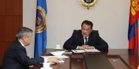 Ерөнхийлөгч Х.Баттулга Ерөнхий прокурорт дахин хандлаа