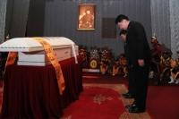 Монгол түмэн их найрагчаа сүүлчийн замд нь үдэж байна