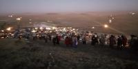 Шилийн богд, Алтан овооноос шинийн 8-нд нар харахаар 4000 орчим хүн очжээ
