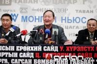 Монголын сагсан бөмбөгийн холбооны нэр барьж залилан хийж байна гэв