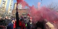 Албаний Засгийн газрыг зохион байгуулалттай гэмт хэрэгт холбогдсон хэмээн буруутгажээ
