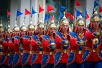 Өнөөдөр Монгол цэргийн өдөр