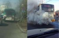 81 автобусыг шалгаснаас 14 нь утааны тортогжилтын хэмжээ хэтэрсэн зөрчилтэй гарчээ