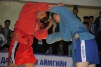 Самбо бөхийн өсвөр үеийн улсын аварга шалгаруулах тэмцээн болно