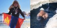 Ш.Даваадорж: Антарктидын далайд шумбаж Гиннест нэрээ бичүүлнэ