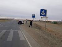 Улаанбаатар хотын авто замын тэмдэг, тэмдэглэлд үзлэг шалгалт тооллого хийж байна