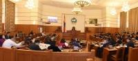 Үдээс хойших чуулганы хуралдаан эхэллээ