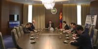 Монгол Улсын Ерөнхийлөгч Х.Баттулга НҮБ-ын тусгай илтгэгч Мишель Форстыг хүлээн авч уулзлаа