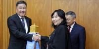 Монгол Улсын дээд шүүхийн Ерөнхий шүүгчээр Хөхийсүрэнгийн Батсүрэнг томиллоо