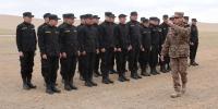 Цэргийн дүйцүүлэх албаны бэлтгэл сургалт эхэллээ