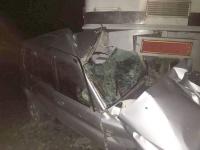 Суудлын галт тэрэгтэй автомашин мөргөлдөж, хоёр хүн амиа алдав