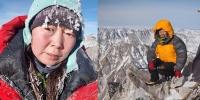 Б.Гангаамаа, Ч.Ариунзул хоёр Денали уулын оройд амжилттай гарчээ