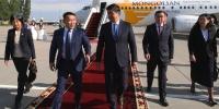 Ерөнхийлөгч Х.Баттулгын Бүгд Найрамдах Киргиз улсад хийх албан ёсны айлчлал эхэллээ