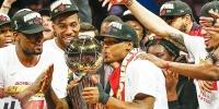 Торонто Рэпторс баг түүхэндээ анх удаа НБА-ийн аврага боллоо
