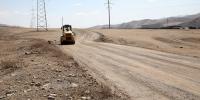 Улаанбаатар-Дархан чиглэлд түр зам гарган доорх байдлаар зохион байгуулж байна