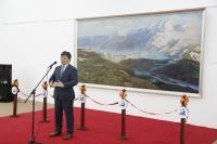 Банкны ажилтнуудын хандиваар Монголын алдарт уран зургийг сэргээн засварлав