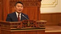 Монгол Улсын Үндсэн хуульд нэмэлт, өөрчлөлт оруулах асуудлаар УИХ-ын дарга Г.Занданшатарт албан бичиг хүргүүллээ
