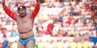 Улсын аварга Ч.Санжаадамба хамгийн эхэнд бүртгүүлэв