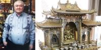 Монгол соёлыг дархлаач буюу уран дархан О.Эрдэнэчулуун