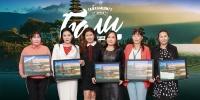 """""""Гайхамшигт аялал"""" аяны сүүлийн 5 тохирлын эзэд Бали арлаар аялах батламжаа авлаа"""