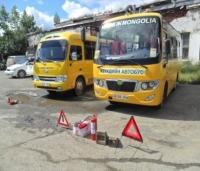 Сургуулийн хүүхэд тээвэрлэх зөвшөөрөл аваагүй автобусыг үйлчилгээнд явуулахгүй