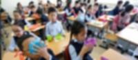 Орхон аймагт сурагчид хоолондоо хорджээ