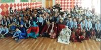 """""""Норовын Намтар"""" хүүхдийн бэсрэг жүжгийг тоглож, үзэгч уран бүтээлчдийн уулзалтыг зохион байгууллаа"""