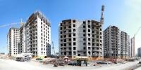 ''Орлогод нийцсэн орон сууц'' төслийн барилга угсралтын ажил 90 хувьтай явагдаж байна