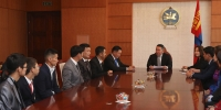 Ерөнхийлөгч Х.Баттулга олон улсын олимпиадад оролцогчдыг дэмжиж ажиллахаа илэрхийллээ