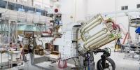 NASA Ангараг 2020 хөтөлбөрийн өөрөө явагч төхөөрөмж /ровер/-ийн тэжээлийн системийг цэнэглэж эхэллээ
