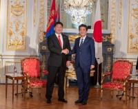 Ерөнхий сайд У.Хүрэлсүх Япон улсыг зорилоо