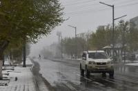 Өнөөдөр Сүхбаатарын зүүн өмнөд хэсгээр их цас орно