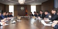 Ерөнхийлөгч Х.Баттулга ОХУ-ын Бүгд Найрамдах Тува улсын Тэргүүн Ш.В.Кара-оолтой уулзлаа